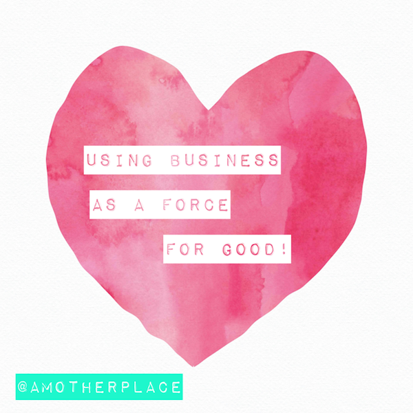Using Business as a Force for Good (B Corp)