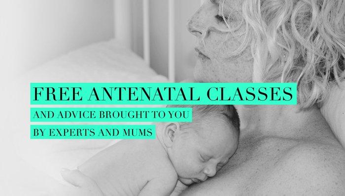 FREE Antenatal Classes